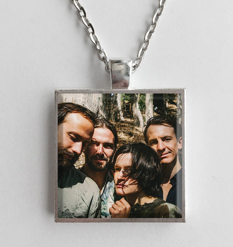 Big Thief - Two Hands - Album Cover Art Pendant Necklace - Hollee