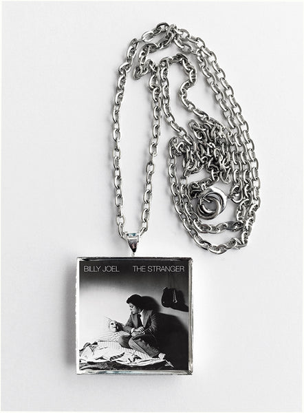 Billy Joel - The Stranger - Album Cover Art Pendant Necklace