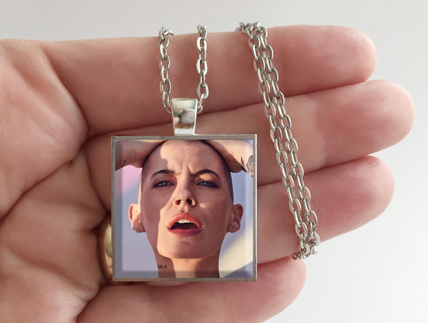 Bishop Briggs - Champion - Album Cover Art Pendant Necklace - Hollee