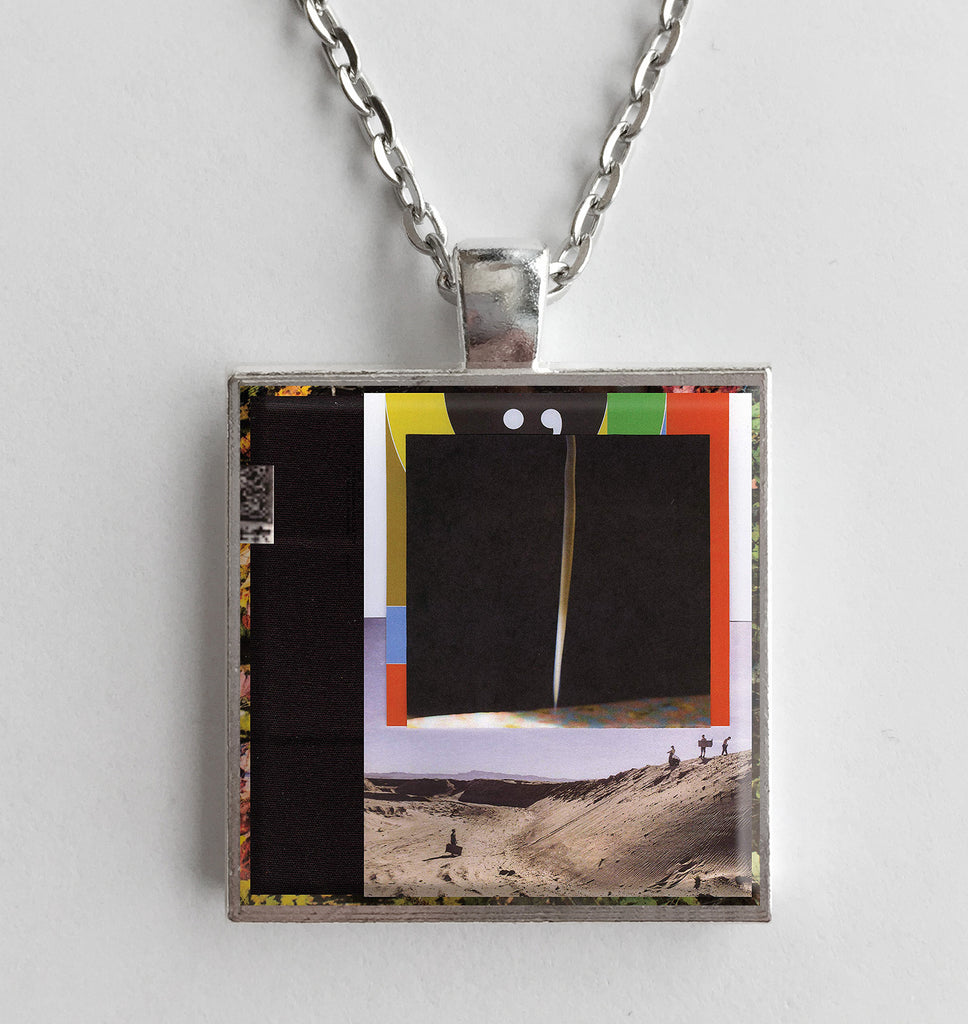 Bon Iver - I, I - Album Cover Art Pendant Necklace - Hollee