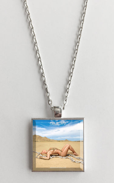 Britney Spears - Glory (Alternate Cover) - Album Cover Art Pendant Necklace - Hollee