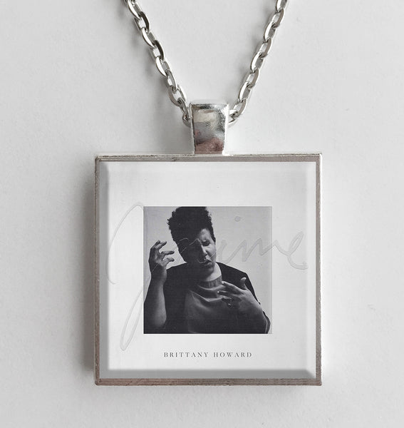 Brittany Howard - Jaime - Album Cover Art Pendant Necklace - Hollee