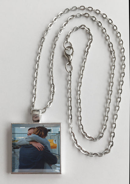 BROCKHAMPTON - Ginger - Album Cover Art Pendant Necklace - Hollee