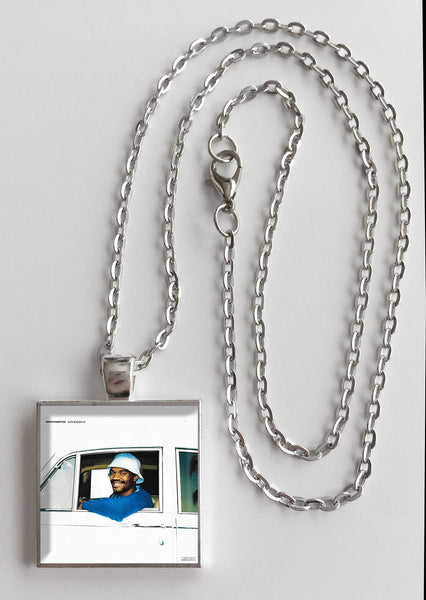 BROCKHAMPTON - Saturation II - Album Cover Art Pendant Necklace - Hollee