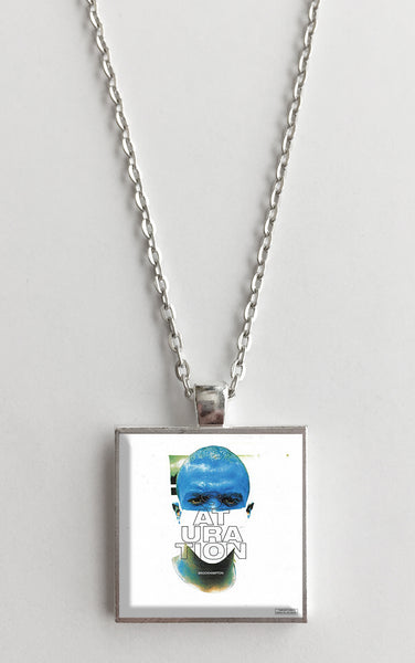 BROCKHAMPTON - Saturation - Album Cover Art Pendant Necklace - Hollee