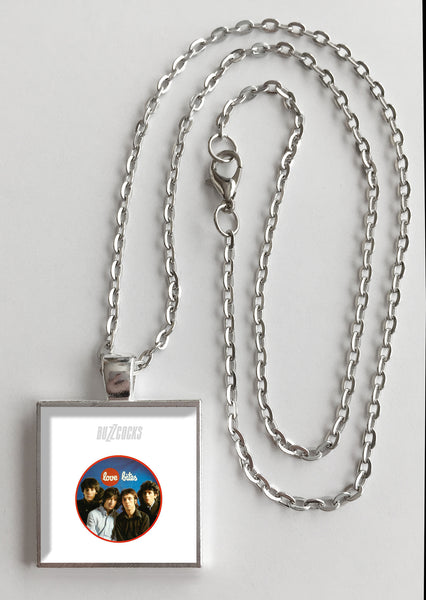 Buzzcocks - Love Bites - Album Cover Art Pendant Necklace - Hollee