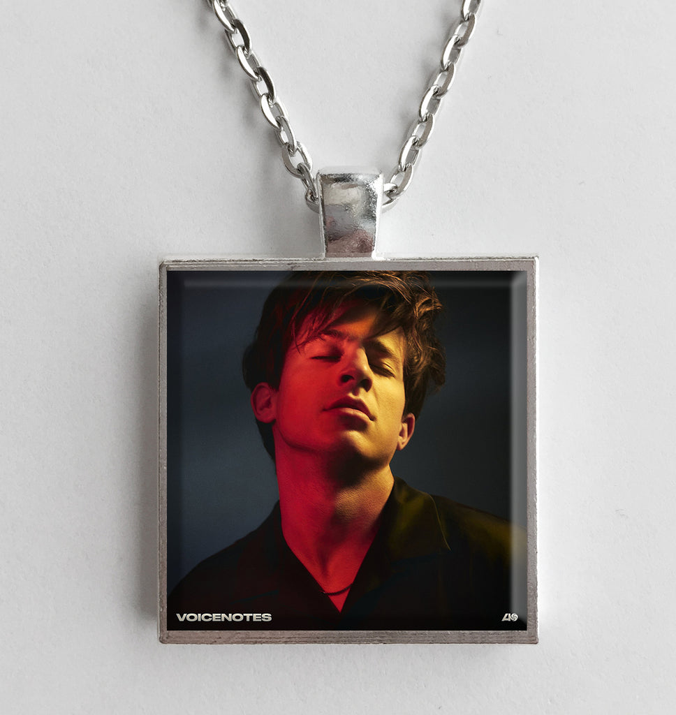 Charlie Puth - Voicenotes - Album Cover Art Pendant Necklace - Hollee