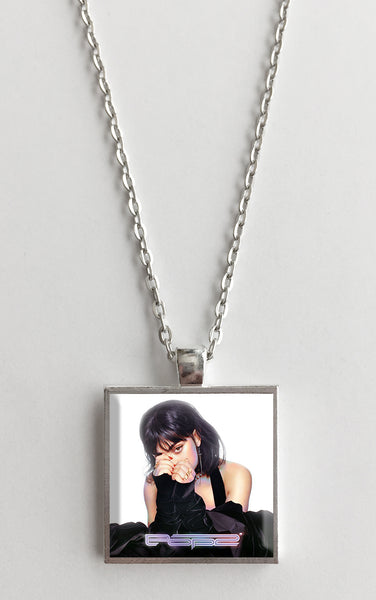 Charli XCX - Pop 2 - Album Cover Art Pendant Necklace - Hollee