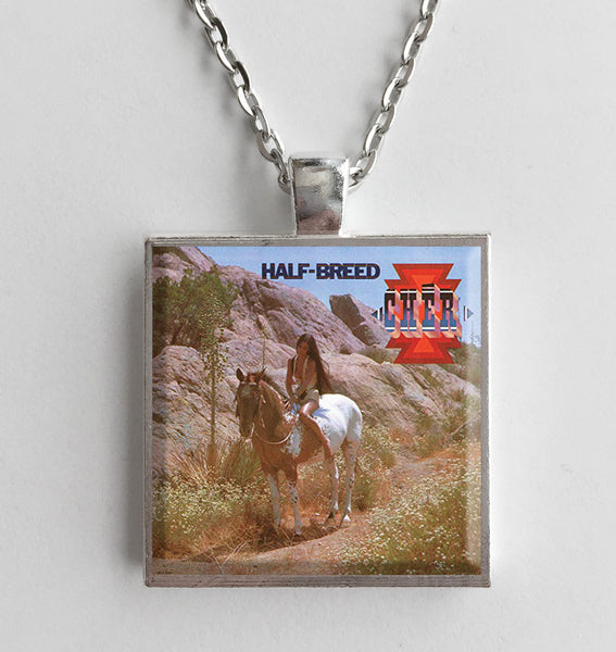 Cher - Half Breed - Album Cover Art Pendant Necklace - Hollee