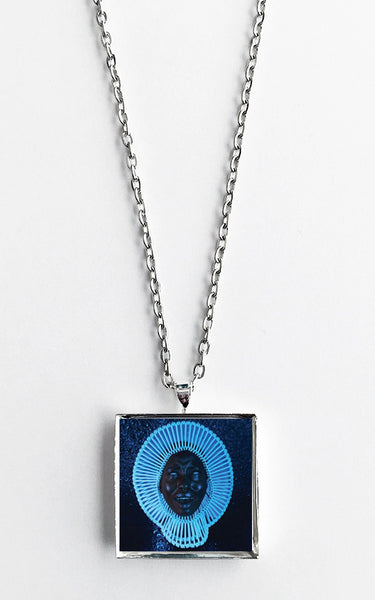 Childish Gambino - Awaken, My Love! - Album Cover Art Pendant Necklace