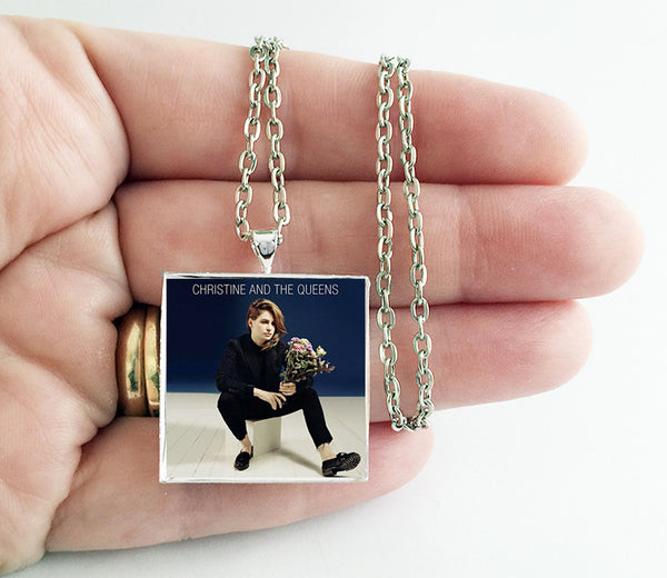 Christine and the Queens - Self Titled - Album Cover Art Pendant Necklace