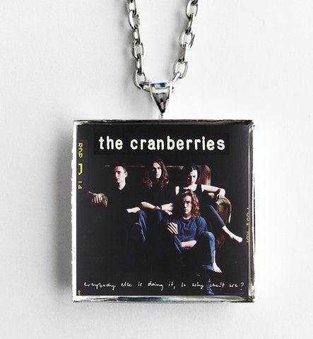 The Cranberries - Everybody Else Is Doing It, So Why Can't We? - Album Cover Art Pendant Necklace - Hollee