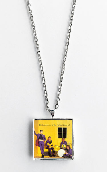 The Cranberries - To The Faithful Departed - Album Cover Art Pendant Necklace - Hollee
