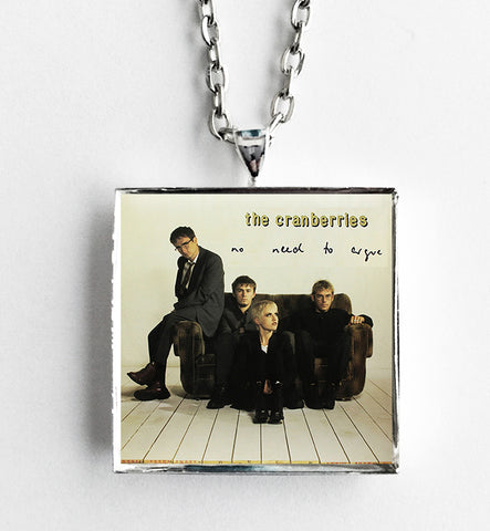 The Cranberries - No Need To Argue - Album Cover Art Pendant Necklace - Hollee