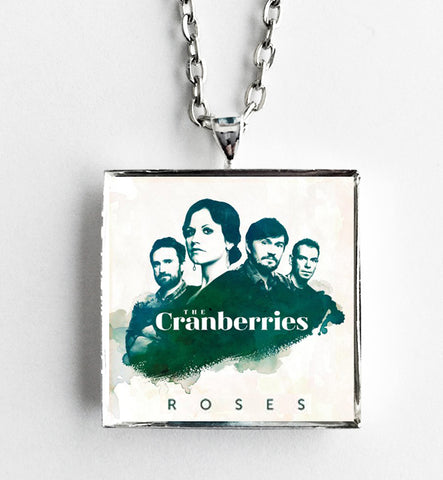 The Cranberries - Roses - Album Cover Art Pendant Necklace - Hollee