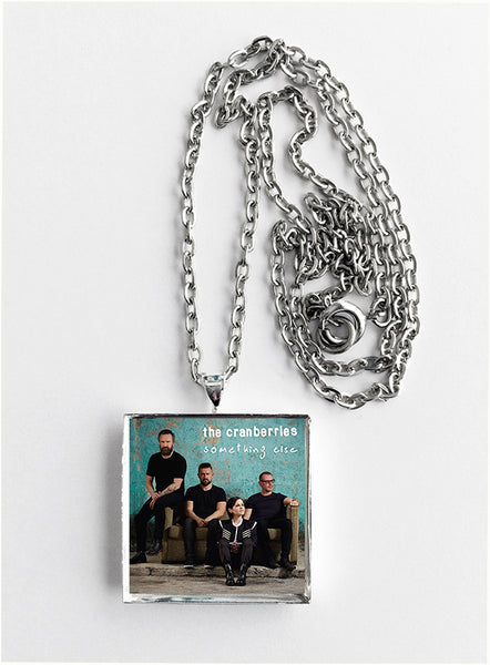 The Cranberries - Something Else - Album Cover Art Pendant Necklace - Hollee