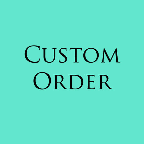 10 Piece CUSTOM ORDER - Pendant Necklaces - Hollee