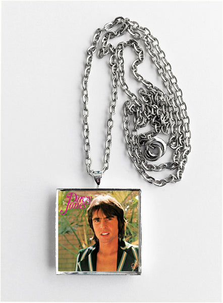 Davy Jones - Self Titled - Album Cover Art Pendant Necklace - Hollee