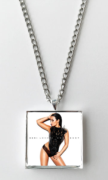 Demi Lovato - Confident - Album Cover Art Pendant Necklace - Hollee