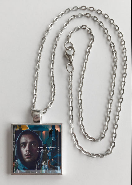 Dermot Kennedy - Without Fear - Album Cover Art Pendant Necklace