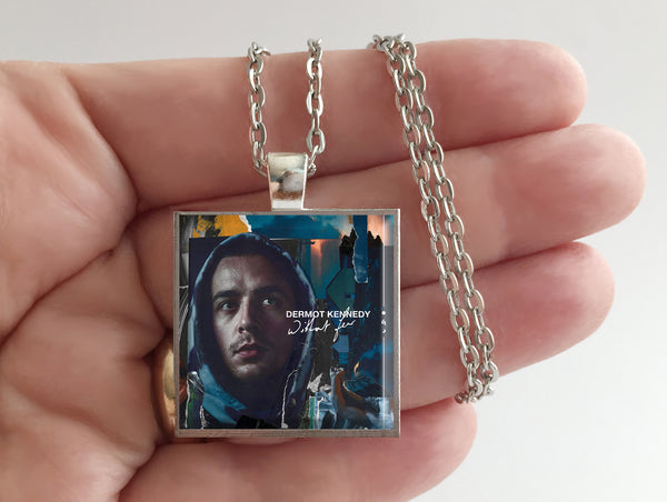 Dermot Kennedy - Without Fear - Album Cover Art Pendant Necklace - Hollee