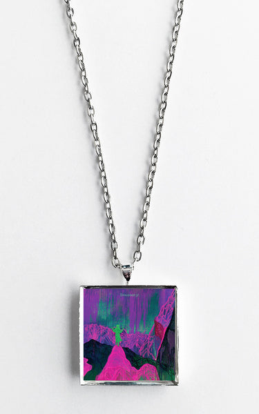 Dinosaur Jr. - Give a Glimpse of What Yer Not  - Album Cover Art Pendant Necklace