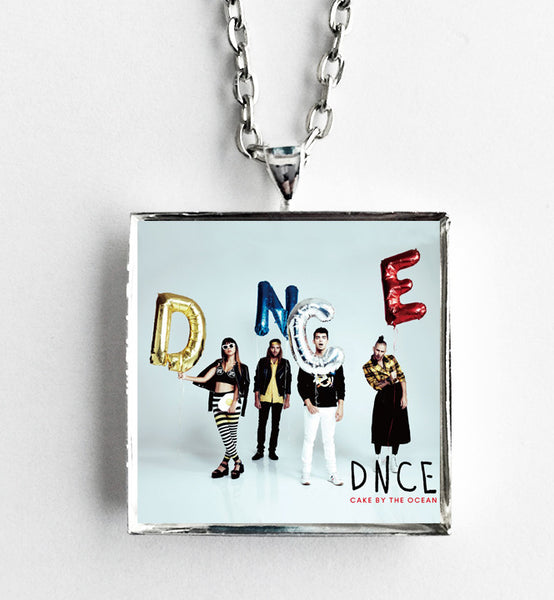 DNCE - Cake by the Ocean - Album Cover Art Pendant Necklace - Hollee