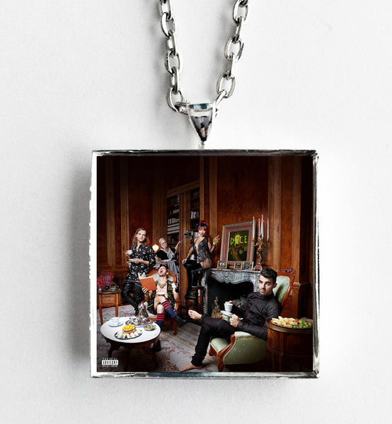 DNCE - Debut Record - Album Cover Art Pendant Necklace - Hollee