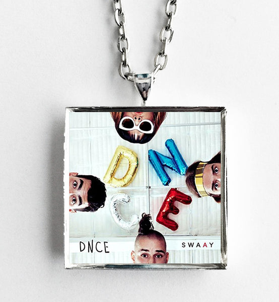 DNCE - Swaay - Album Cover Art Pendant Necklace - Hollee