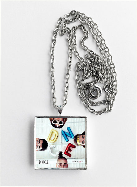 DNCE - Swaay - Album Cover Art Pendant Necklace