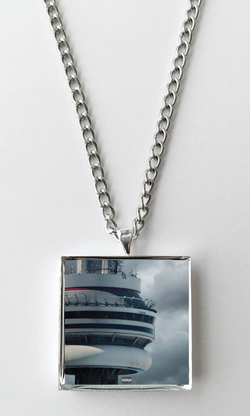 Drake - Views - Album Cover Art Pendant Necklace - Hollee