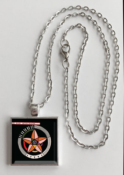 Dr. Dog - Critical Equation - Album Cover Art Pendant Necklace - Hollee