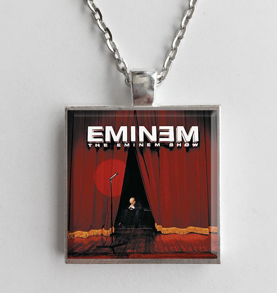 Eminem - The Eminem Show - Album Cover Art Pendant Necklace - Hollee