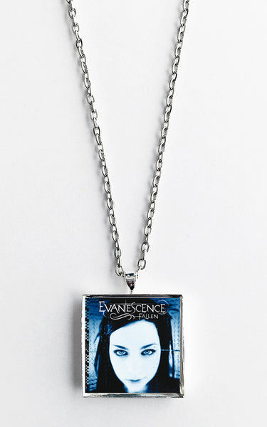 Evanescence - Fallen - Album Cover Art Pendant Necklace - Hollee