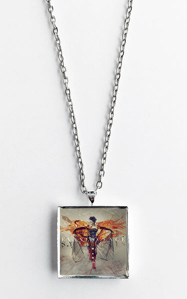 Evanescence - Synthesis - Album Cover Art Pendant Necklace - Hollee
