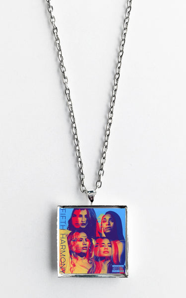 Fifth Harmony - Self Titled - Album Cover Art Pendant Necklace - Hollee