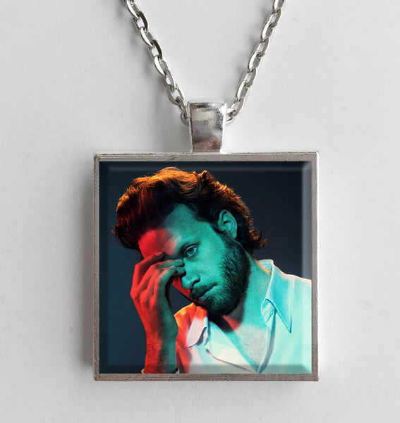 Father John Misty - God's Favorite Customer - Album Cover Art Pendant Necklace - Hollee