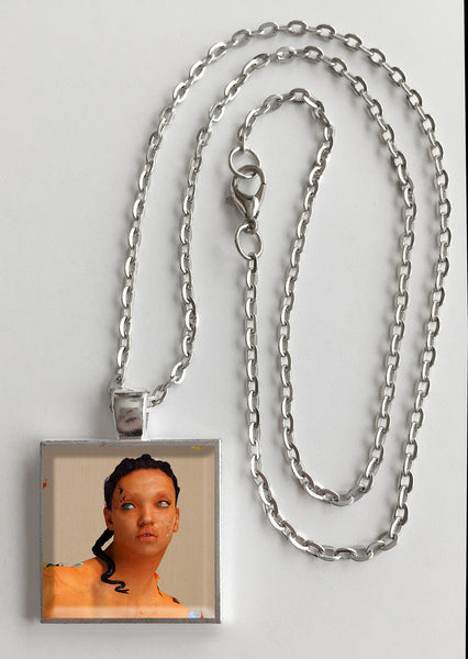 FKA Twigs - Magdalene - Album Cover Art Pendant Necklace - Hollee