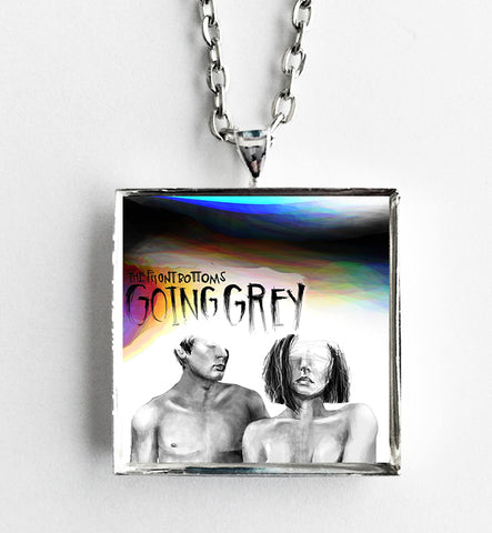 The Front Bottoms - Going Grey - Album Cover Art Pendant Necklace - Hollee