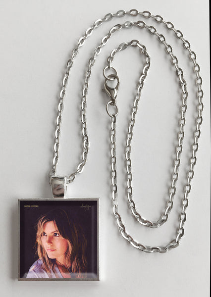 Grace Potter - Daylight - Album Cover Art Pendant Necklace - Hollee
