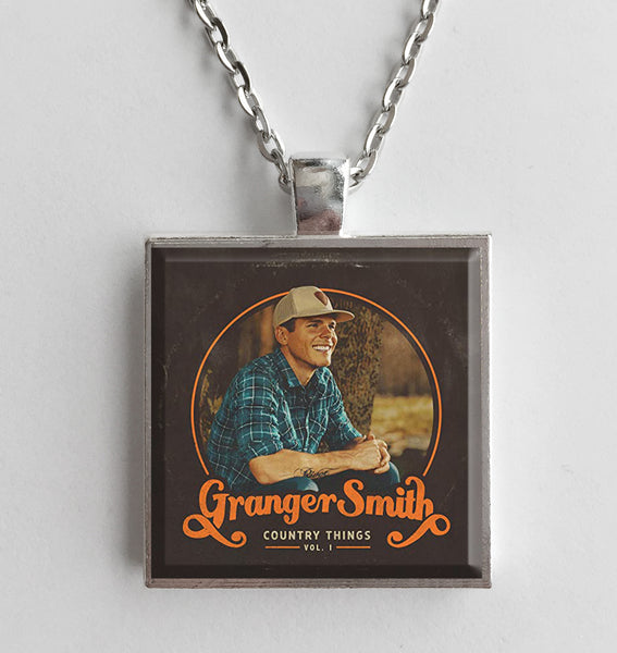 Granger Smith - Country Things Vol. 1 - Album Cover Art Pendant Necklace