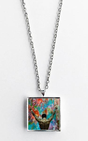Gucci Mane - Everybody Looking - Album Cover Art Pendant Necklace