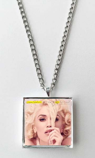 Gwen Stefani - This Is What the Truth Feels Like - Album Cover Art Pendant Necklace - Hollee