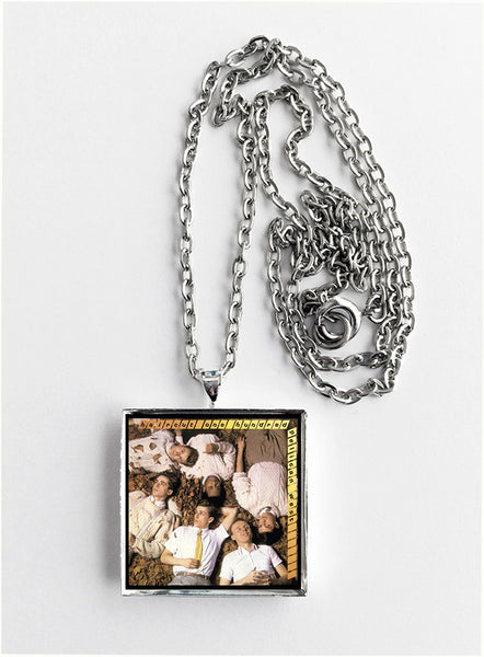 Haircut One Hundred - Pelican West - Album Cover Art Pendant Necklace