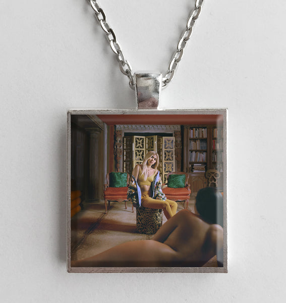 Hayley Kiyoko - Expectations - Album Cover Art Pendant Necklace - Hollee