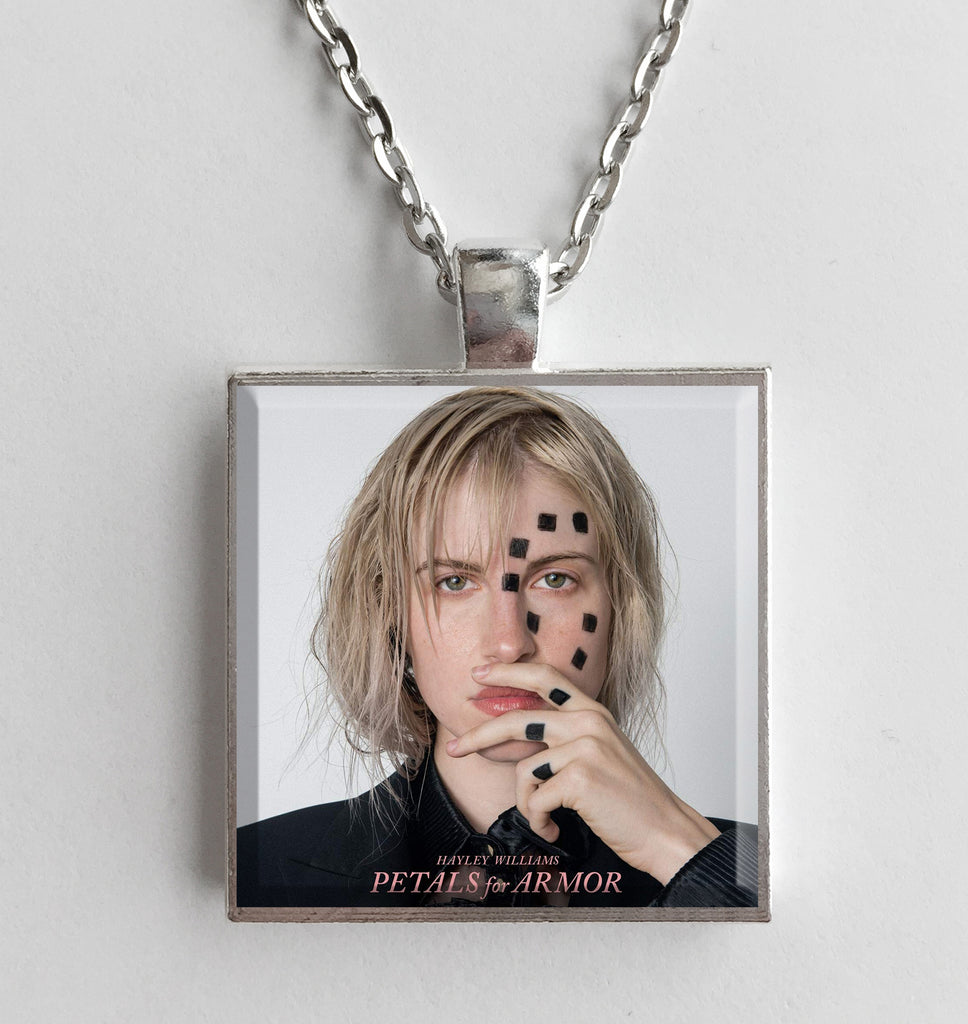 Haley Williams - Petals for Armor - Album Cover Art Pendant Necklace - Hollee