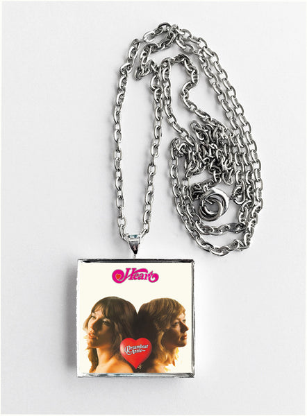 Heart - Dreamboat Annie - Album Cover Art Pendant Necklace - Hollee