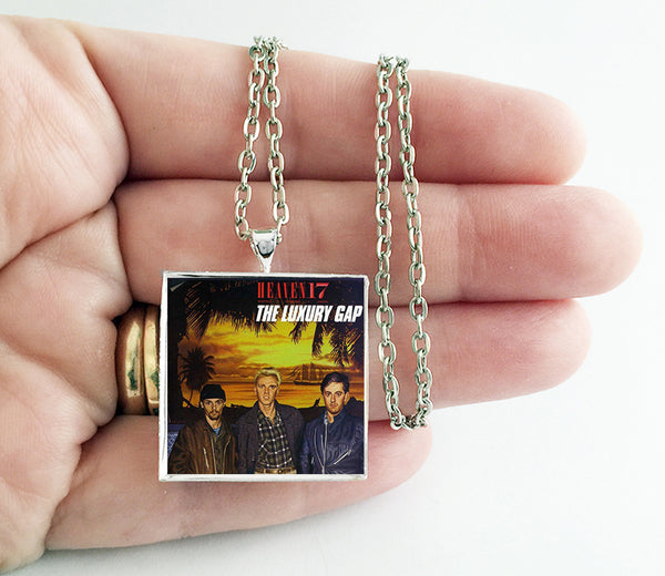 Heaven 17 - The Luxury Gap - Album Cover Art Pendant Necklace - Hollee