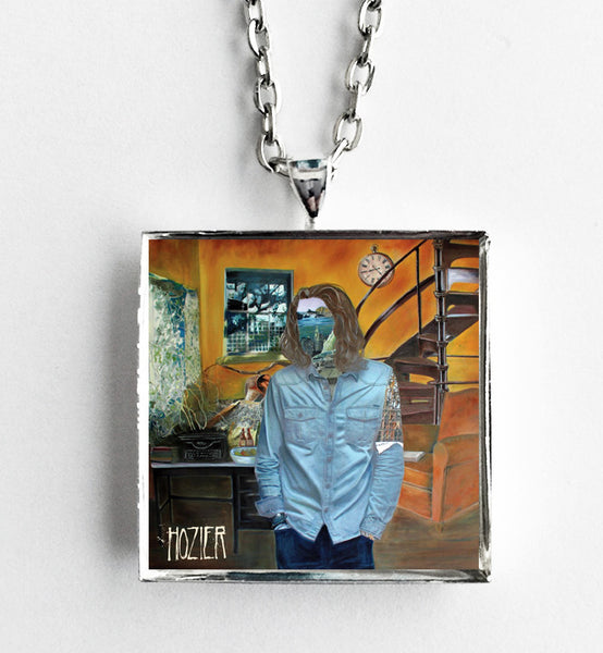 Hozier - Self Titled - Album Cover Art Pendant Necklace - Hollee