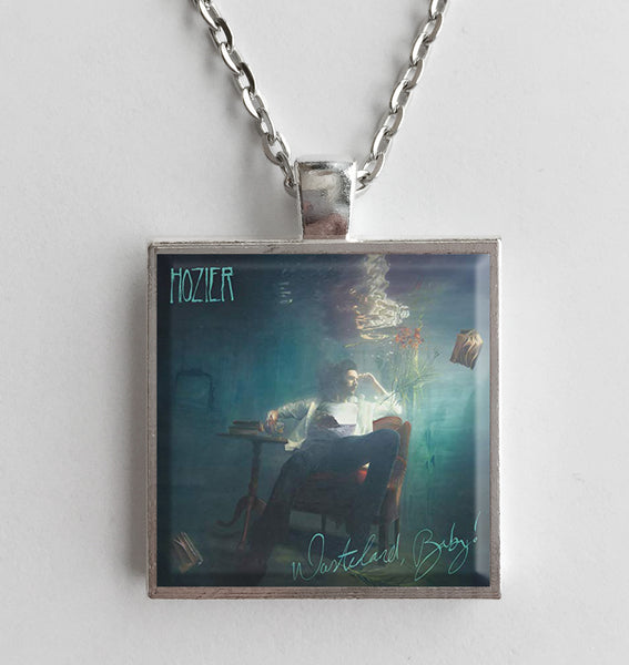 Hozier - Wasteland, Baby! - Album Cover Art Pendant Necklace - Hollee